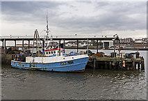 NZ3668 : Fish Quay, North Shields by William Starkey