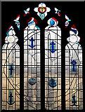 NZ2463 : Danish Seaman's Memorial Window, Newcastle Cathedral by William Starkey