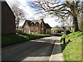 TL2662 : Yelling Village Hall from the church by Adrian S Pye