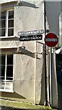SP0202 : Signs, Coxwell Street, Cirencester by Brian Robert Marshall