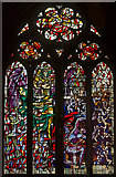SK9136 : Catlin Window, St Wulfram's church, Grantham by J.Hannan-Briggs