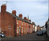 SK8508 : Oakham: Dean's Street by John Sutton