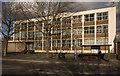 TQ3788 : Walthamstow Telephone Exchange, Hoe Street by Jim Osley
