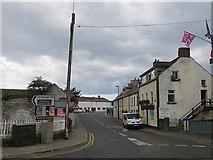 D3115 : New Road, Glenarm by Richard Webb