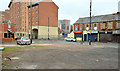 J3373 : Vacant site, Sandy Row, Belfast - March 2014(1) by Albert Bridge
