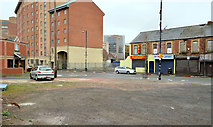 J3373 : Vacant site, Sandy Row, Belfast - March 2014(1) by Albert Bridge