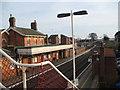 SK8509 : Oakham rail station 7-Rutland by Martin Richard Phelan