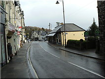 SD4077 : Main Street, Grange over Sands by James Allan