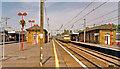 TQ3186 : Finsbury Park Station, 1993 by Ben Brooksbank