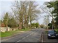 SK8804 : Lyndon Road, Manton by Alan Murray-Rust