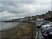 SD4578 : Arnside Promenade by James Allan