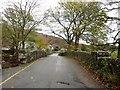 NY3308 : Looking across Goody Bridge by Graham Robson