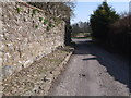 SU0973 : Sarsen wall and pavement, Berwick Bassett by Vieve Forward