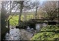 SX4575 : River Lumburn by Derek Harper