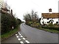 TM2396 : Broaden Lane, Saxlingham Green by Adrian Cable