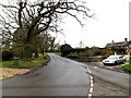 TM2396 : Church Hill, Saxlingham Green by Adrian Cable