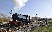 SO6302 : Lydney Junction  by Stuart Wilding