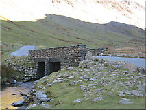NY2114 : Road Bridge in Honister Pass by G Laird