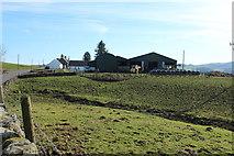 NX6280 : Kirkland Farm, St John's Town of Dalry by Billy McCrorie