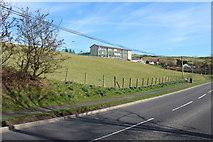 NX6280 : St John's Town of Dalry School by Billy McCrorie