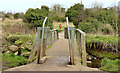 J3384 : Squeeze stile, Monkstown by Albert Bridge