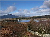 SH6737 : Llyn Trawsfynydd / Trawsfynydd Lake by Ian Medcalf