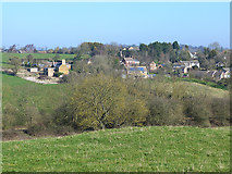 SP8899 : Bisbrooke village by Oliver Dixon
