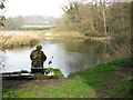 TG1812 : Tranquil scene on the River Wensum by Evelyn Simak