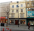 ST3188 : River Island, Commercial Street, Newport by Jaggery