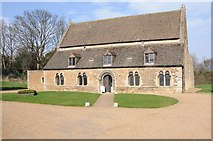 SK8608 : The Great Hall, Oakham Castle by Philip Halling