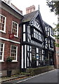 SJ4912 : The Drapers Hall, Shrewsbury by Jaggery