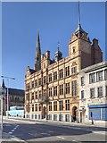 SJ8298 : Education Offices, Chapel Street by David Dixon