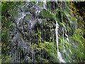 NC8301 : Waterfall of tributary to the Big Burn by Julian Paren