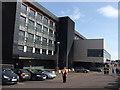 SP8635 : Hilton Hotel at Stadium MK - Milton Keynes by Richard Humphrey