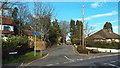 TQ4873 : Cross Lane, Bexley by Malc McDonald