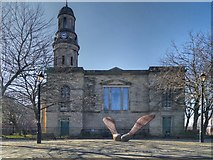 SJ8298 : Seed and St Philip's Church by David Dixon