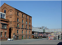 SO9098 : Park Brewery in Wolverhampton by Roger  Kidd