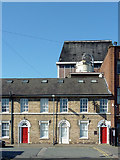 SO9098 : Housing by Park Brewery, Wolverhampton by Roger  Kidd