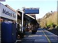 SK2958 : Matlock Bath Station View by Gordon Griffiths
