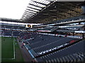 "SP8635 : ""Your ground's too big for you"" - MK Dons, Stadium MK by Richard Humphrey"