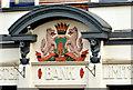 J5081 : The Ulster Bank, Bangor (detail) - March 2014(1) by Albert Bridge