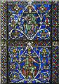 TR1557 : Jesse window (n.III), Canterbury Cathedral by Julian P Guffogg