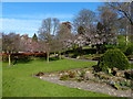 SK5804 : Castle Gardens in Leicester by Mat Fascione
