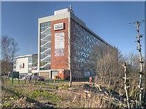 SJ8298 : University of Salford, Maxwell Building by David Dixon