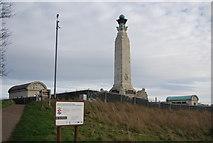 TQ7668 : Chatham Naval Memorial by N Chadwick