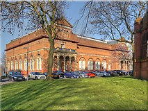 SJ8298 : Salford Museum and Art Gallery by David Dixon