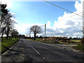 TM3690 : B1062 Watch House Hill, Mettingham by Geographer