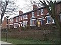 SE6050 : Riverside houses by David Martin