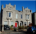NJ9206 : 82, 82a and 84 Hamilton Place, Aberdeen by Bill Harrison