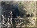 SO1203 : Waterfall, Parc Cwm Darran by Robin Drayton